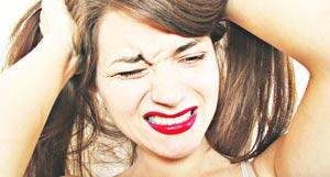 Зуд кожи головы