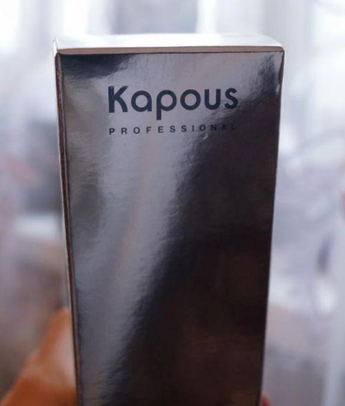 Крем-краска для волос «Kapous Professional»