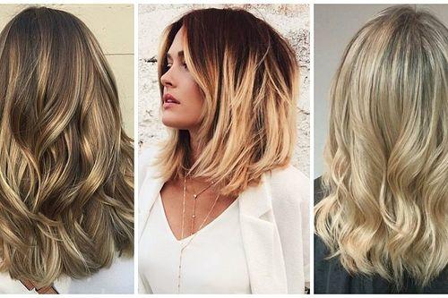 Окрашенные волосы