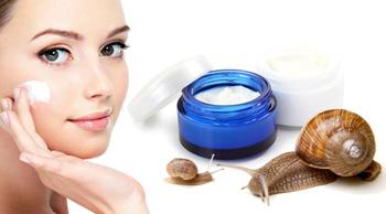 Улиточный крем Snail Repairing Cream для лица