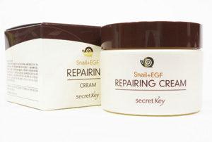 Secret Key Snail EGF Repairing Cream