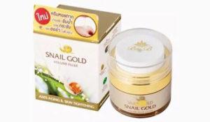 Snail Gold Volume Filler