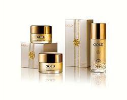 Gold Elements Decollete