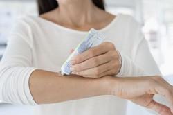Использование при дерматите