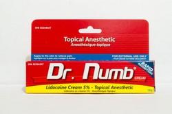 Крем Доктор Намб